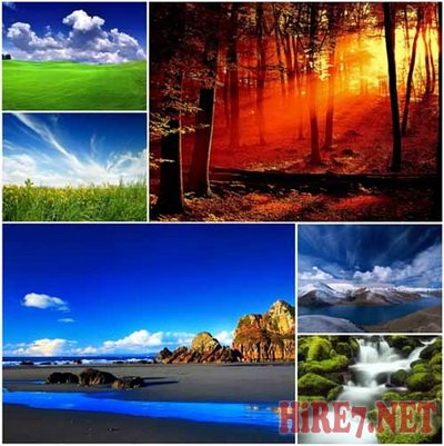80 HD Landscapes Wallpapers