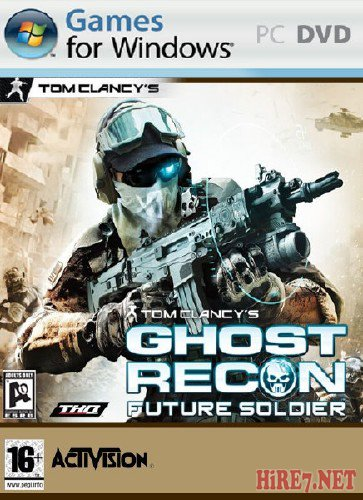 Tom Clancy's Ghost Recon: Future Soldier (ENG/ RUS) 2012/ PC